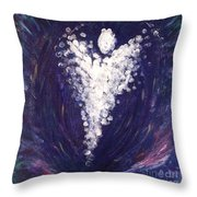 Your Angel Throw Pillow