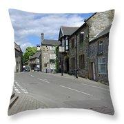 Youlgrave - Derbyshire Throw Pillow