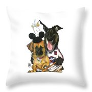 Young 3268 Throw Pillow
