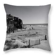 Young Artists Throw Pillow