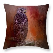 Young Blood Throw Pillow