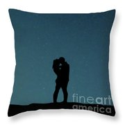 Young Lovers Throw Pillow