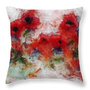 Young Ones Throw Pillow