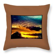 Your Are The Sunshine Of My Life Throw Pillow