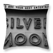 Your Best Entertainment Throw Pillow
