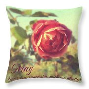 Your Fragrance Throw Pillow