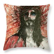 Your Love And Forgiveness Throw Pillow