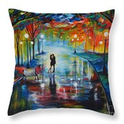 Your Love Throw Pillow