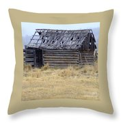 Your Name Here Throw Pillow