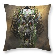 Your Roll Throw Pillow