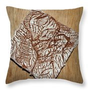 Your Shape - Tile Throw Pillow