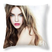 Your Skin To Get Away Fast Throw Pillow