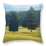 Your Sunshine Is Fairest Throw Pillow
