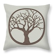 Your Tree Of Life Throw Pillow