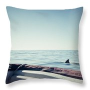 You're Gonna Need A Bigger Boat Throw Pillow