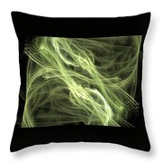 Youth And Beauty Throw Pillow