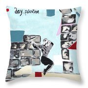 Youth Day Throw Pillow