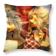Yury Bashkin Showcase Stokholm Throw Pillow