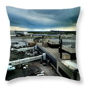 YYC Throw Pillow