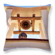 yzzx Belltower Two Throw Pillow