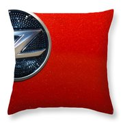 Z X 370 Throw Pillow