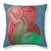 z1314b Into the Arms of Throw Pillow