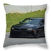 Z28 Camaro Throw Pillow