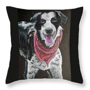 Zack Throw Pillow