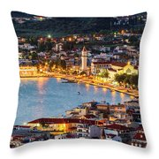 zakynthos 'VIII Throw Pillow