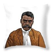 Zapata Throw Pillow
