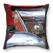 ZD Throw Pillow