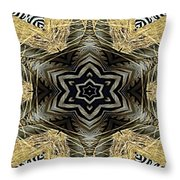 Zebra Vi Throw Pillow