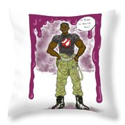 Zeddemore Throw Pillow