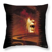 Zemfira. 2003 Throw Pillow