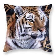 Zen Too Throw Pillow
