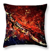 Zero 2 Sixty Throw Pillow