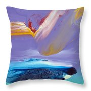 Zero Celsius Viii Throw Pillow