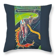 Ziel Throw Pillow