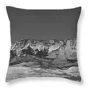 Zion National Park  Throw Pillow