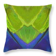 Zoe Tail Throw Pillow
