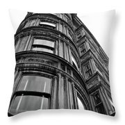 Zoetrope Tower Throw Pillow