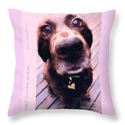 Zoey Throw Pillow