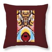 Zolo Soul Throw Pillow