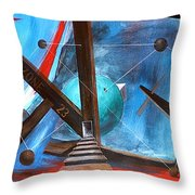 Zone 23 Throw Pillow
