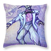 Zoot Suit Throw Pillow