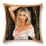 Zyntix Throw Pillow