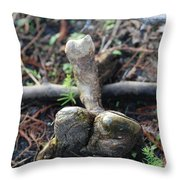 0l0 Throw Pillow
