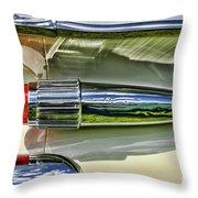 1961 Plymouth Fury Throw Pillow