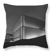 An Evening At The Nelson - Atkins Art Museum Throw Pillow