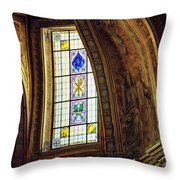Angeli Throw Pillow